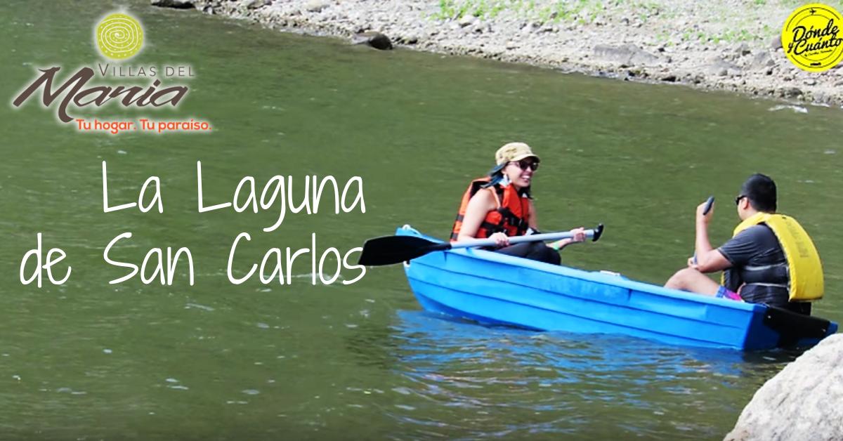 Ven a conocer la mágica Laguna de San Carlos